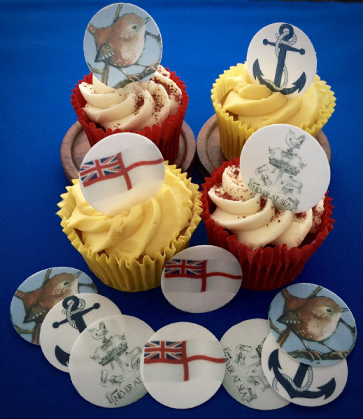 WRNS Wrens Cake Toppers - WRNS related pictures